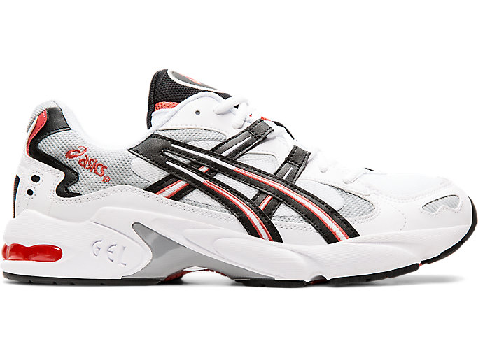 baloncesto Marinero realeza  Men's GEL-KAYANO 5 OG | White/Black | Sportstyle | ASICS