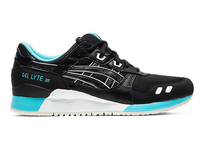 Alternative image view of GEL-LYTE™ III, BLACK/BLACK