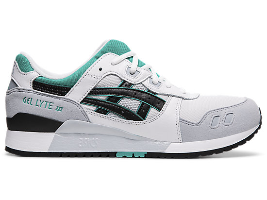 GEL-LYTE III WHITE/BLACK