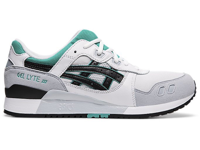 Alternative image view of GEL-LYTE™ III, WHITE/BLACK
