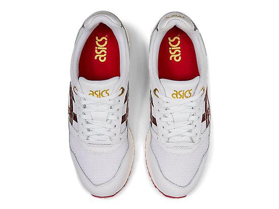 GEL-SAGA WHITE/SPEED RED