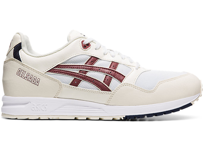 Alternative image view of GELSAGA, WHITE/BRISKET RED