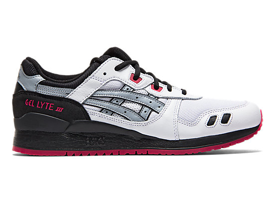 GEL-LYTE III WHITE/PIEDMONT GREY