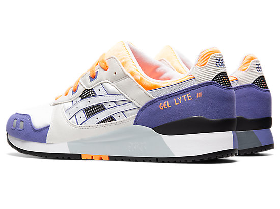 GEL-LYTE III OG WHITE/ORANGE