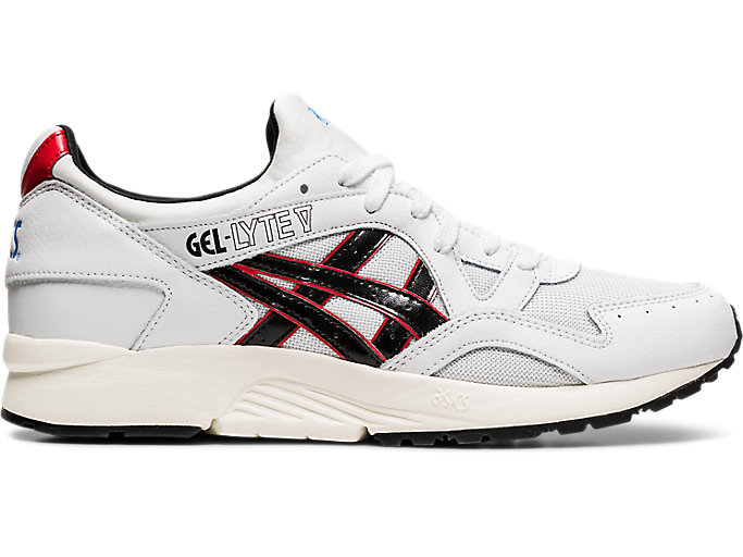 Alternative image view of GEL-LYTE V, WHITE/BLACK