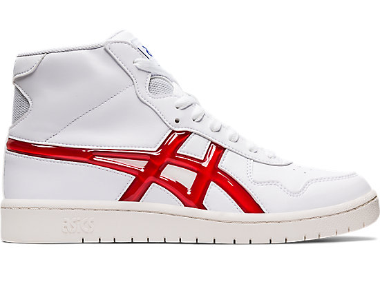 JAPAN L WHITE/CLASSIC RED