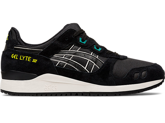 Alternative image view of GEL-LYTE III OG, Black/Black