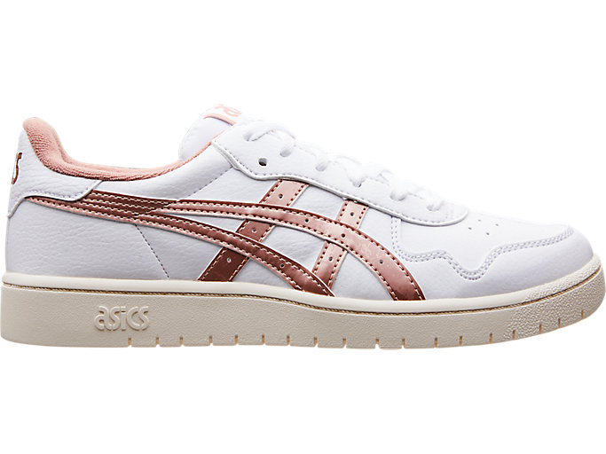Alternative image view of JAPAN S, WHITE/ROSE GOLD
