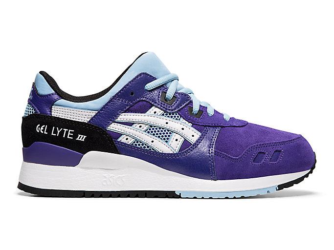 Women's GEL-LYTE III   Gentry Purple/White   Sportstyle   ASICS