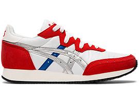 Sneaker Asics ASICS Tarther Og White / Classic Red Mujer