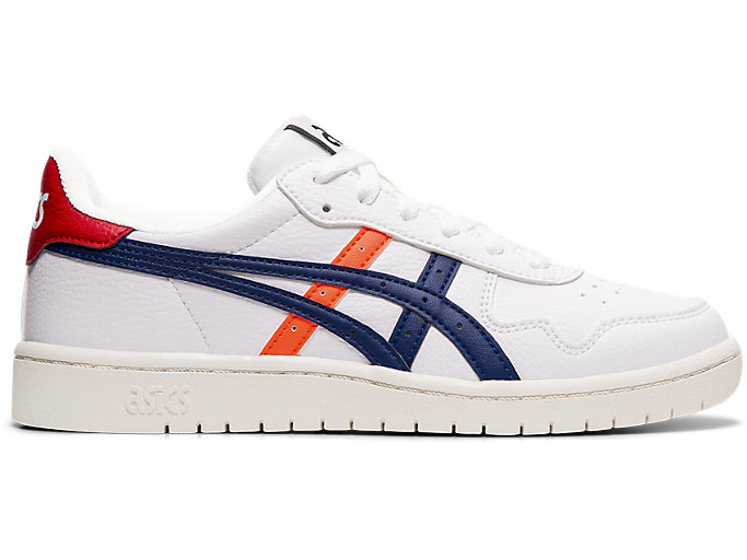 Women's JAPAN S | WHITE/DIVE BLUE | SportStyle | ASICS