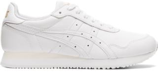 white asics tiger