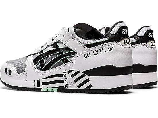 GEL-LYTE III OG WHITE/BLACK