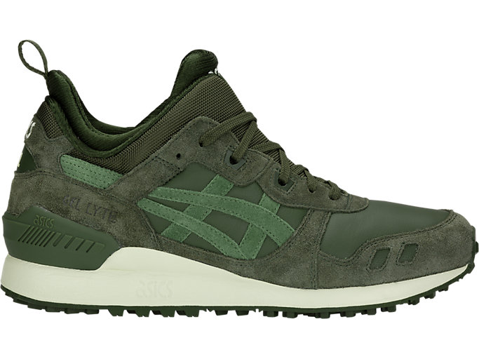 Right side view of GEL-LYTE MT, FOREST/MOSS