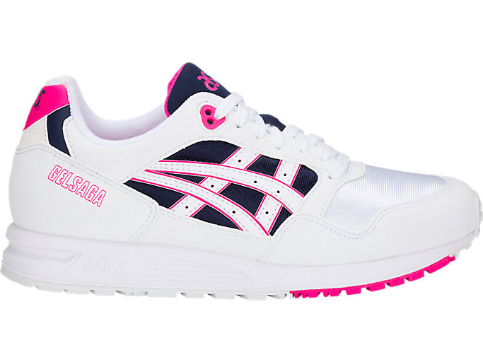 Alternative image view of GELSAGA, WHITE/PINK GLO