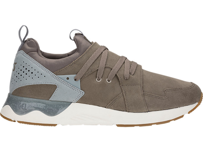 Right side view of GEL-LYTE V SANZE TR, DARK TAUPE/DARK TAUPE