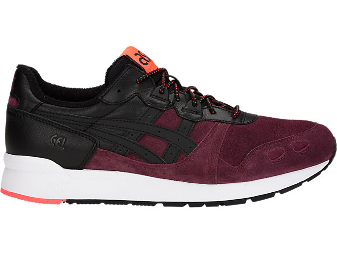 Right side view of GEL-LYTE, PORT ROYAL/BLACK