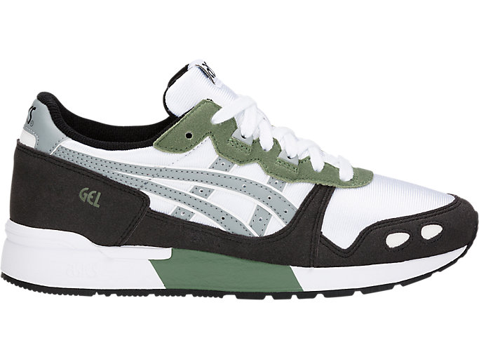 Alternative image view of GEL-LYTE GS, WHITE/STONE GREY