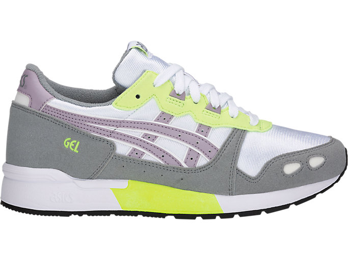 Alternative image view of GEL-LYTE GS, WHITE/SOFT LAVENDER