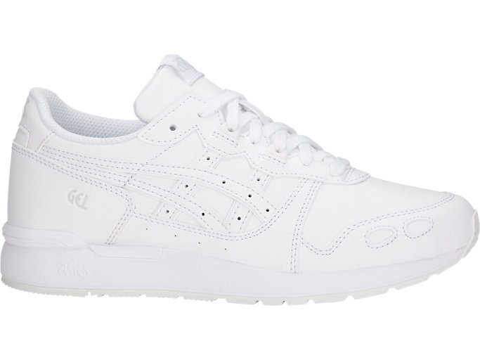 Right side view of GEL-LYTE GS, WHITE/WHITE
