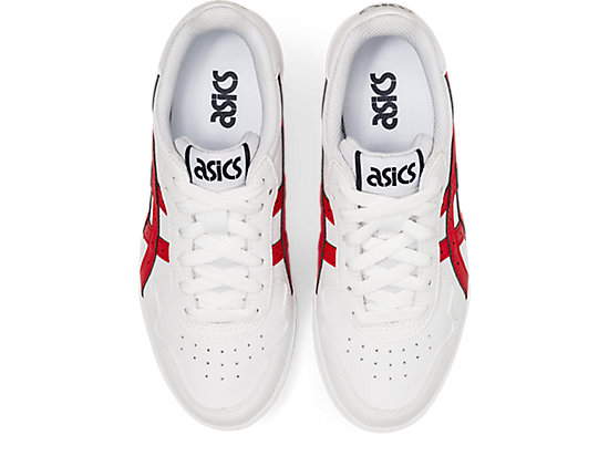 JAPAN S GS WHITE/CLASSIC RED