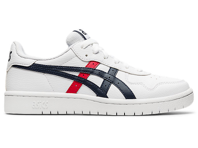 Alternative image view of JAPAN S GS, WHITE/CLASSIC RED
