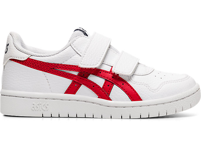 Alternative image view of JAPAN S PS, WHITE/CLASSIC RED