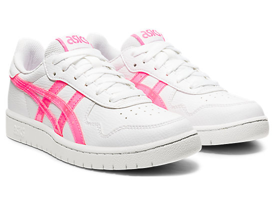 JAPAN S GS WHITE/HOT PINK