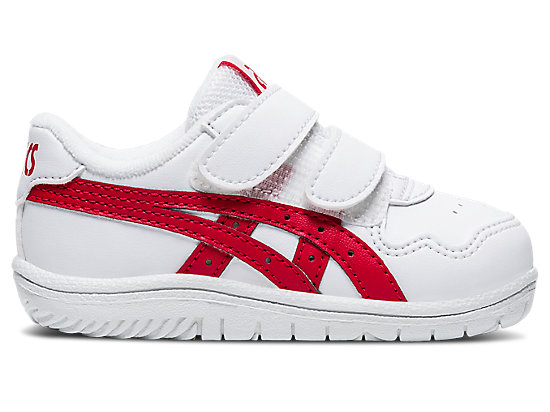 JAPAN S TS WHITE/CLASSIC RED