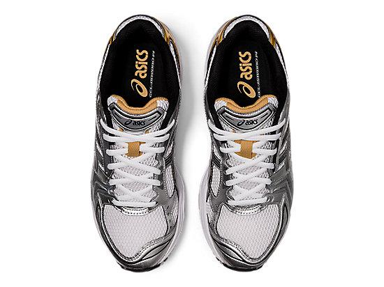 GEL-KAYANO 14 WHITE/PURE GOLD