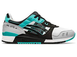 Sneaker Asics ASICS Gel - Lyte? Iii Og White / Black Hombre