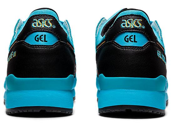 GEL-LYTE III OG AQUARIUM/SHOCKING ORANGE