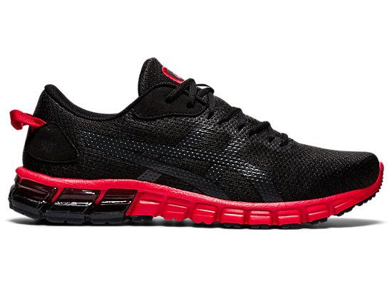 GEL-QUANTUM 90 BLACK/CLASSIC RED