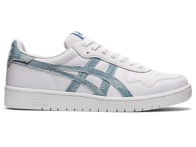 Alternative image view of JAPAN S, White/Grey Floss