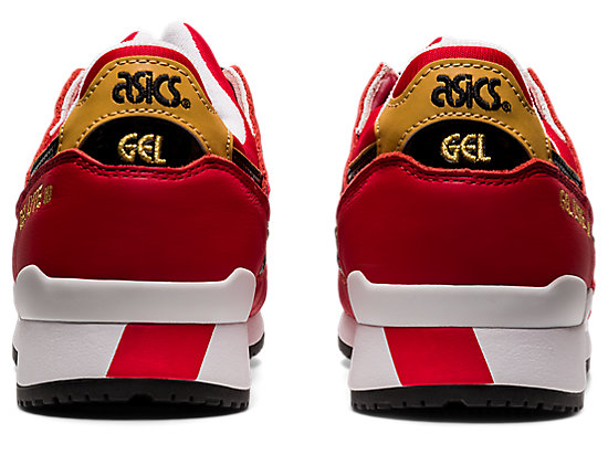 GEL-LYTE III OG CLASSIC RED/BLACK