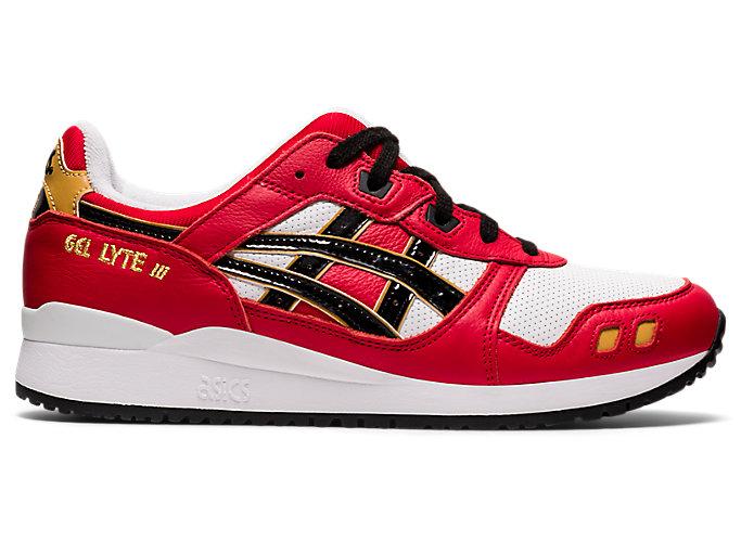 Men's GEL-LYTE III OG | Classic Red/Black | Sportstyle | ASICS