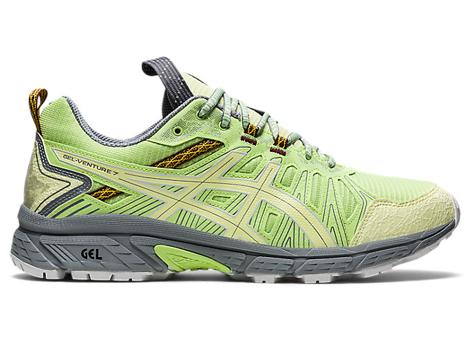 Alternative image view of HN1-S GEL-VENTURE 7, Lime Green/Huddle Yellow