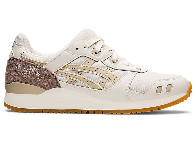 Alternative image view of GEL-LYTE III OG (EARTH DAY PACK), Cream/Putty