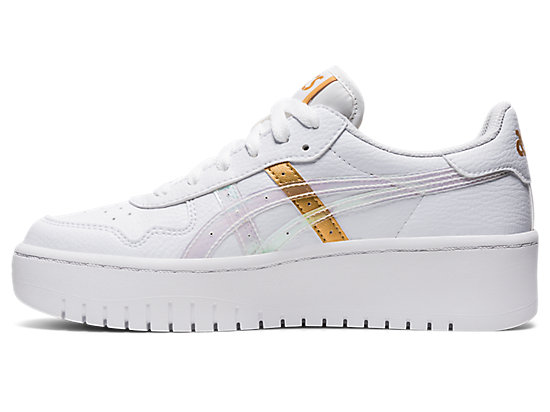 JAPAN S PF WHITE/PURE GOLD