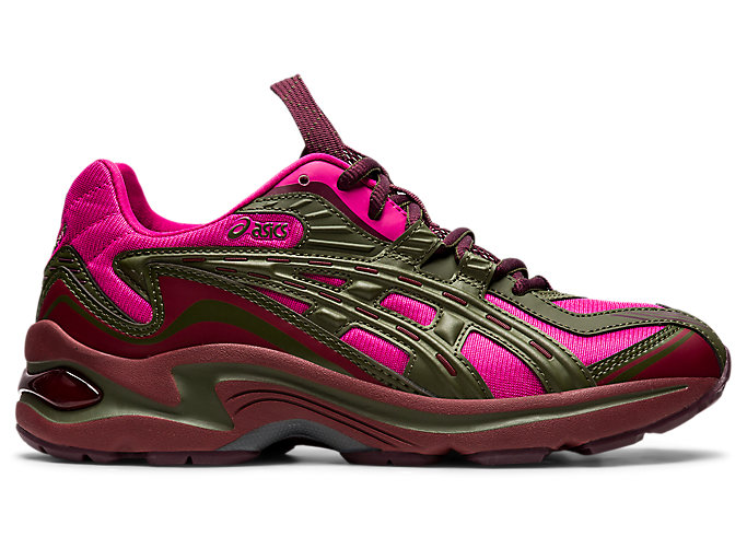 Alternative image view of FB1-S GEL-PRELEUS™, Pink Rave/Olive Canvas