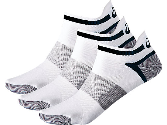3PPK LYTE SOCK REAL WHITE
