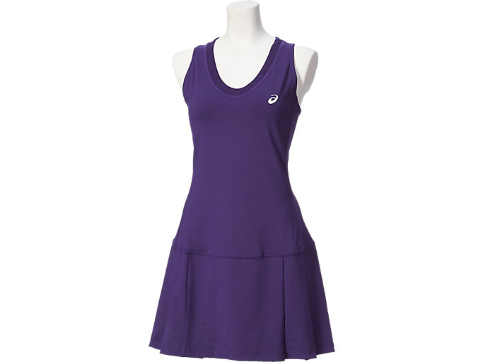 Front Top view of ROBE CLUB, PARACHUTE PURPLE