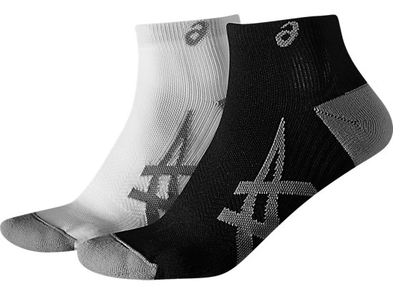 2PPK LIGHTWEIGHT SOCK Real White
