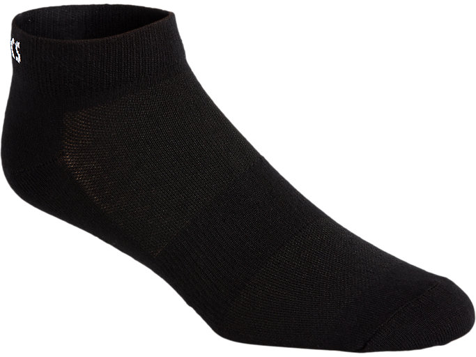 Alternative image view of SPORT 3PPK PED SOCK, BLACK/WHITE/GREY