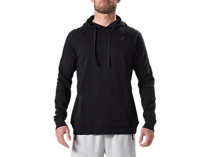 Alternative image view of Fleece Pullover Hoodie