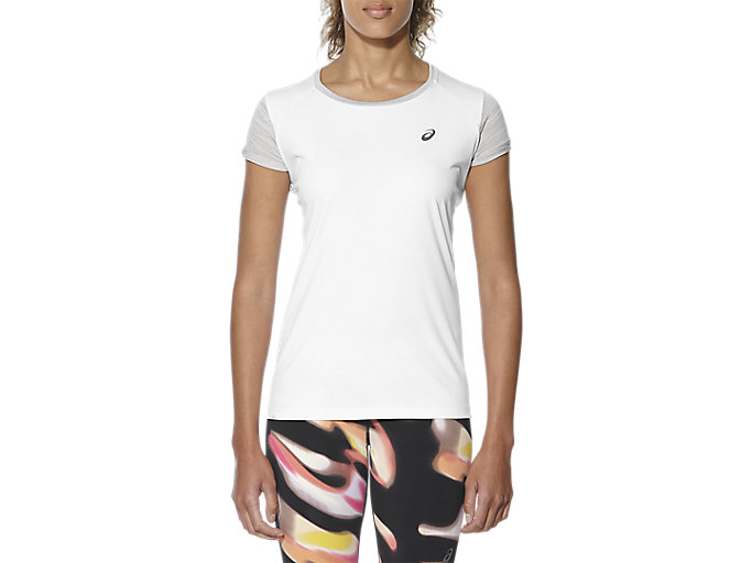 Alternative image view of fuzeX SS TOP, REAL WHITE