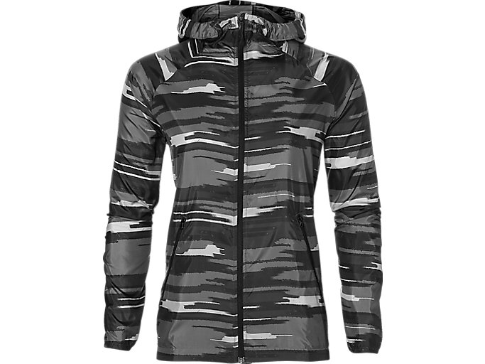 Alternative image view of fuzeX PACKABLE JKT, IMPULSE DARK GREY