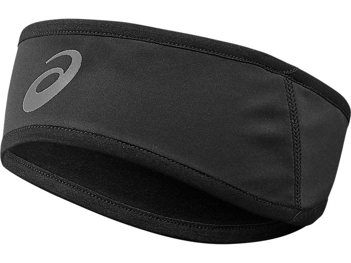 Alternative image view of WINTER HEADBAND, PERFORMANCE BLACK