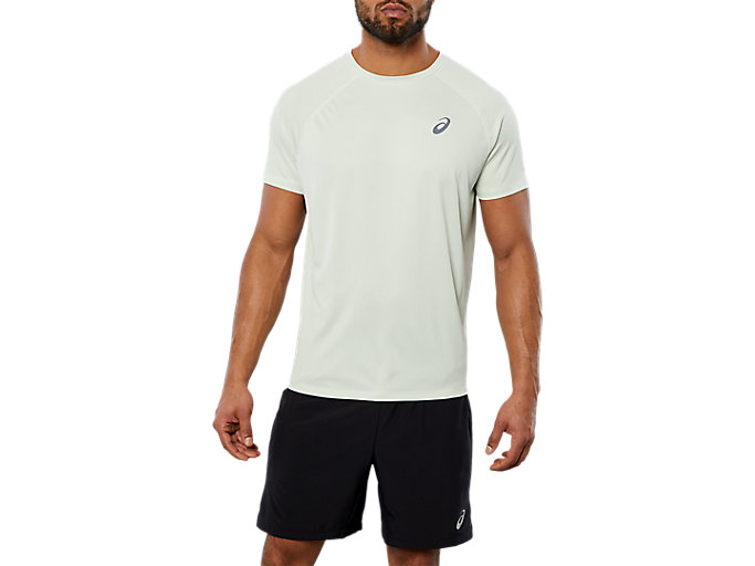 Alternative image view of SPORT RUN TOP, SPROUT GREEN