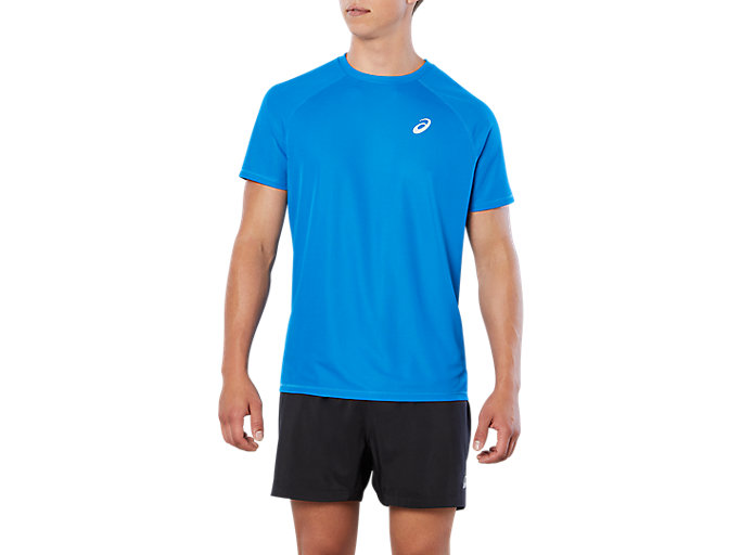 Alternative image view of SPORT RUN TOP, DIRECTOIRE BLUE